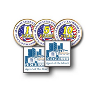Aura Badge/Montco - Promotional and Identification Products - Lapel Pins